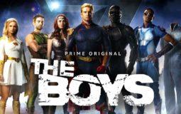 The Boys Season 1 Poster