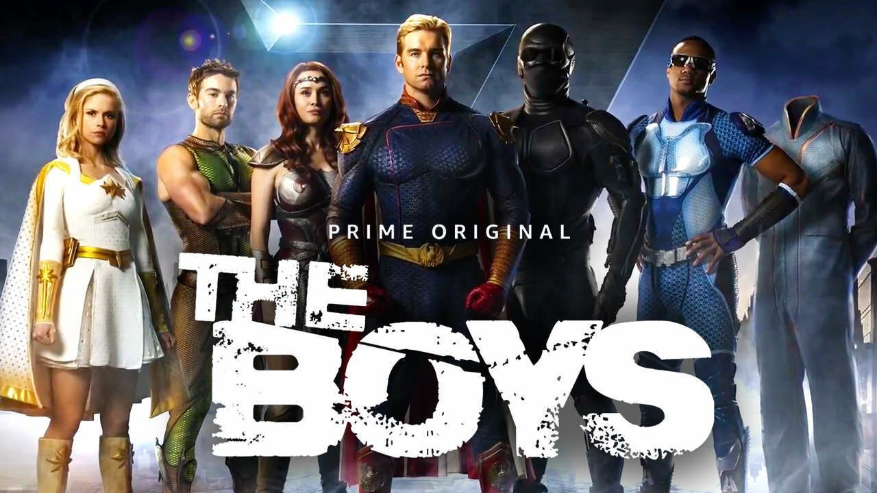 The Boys Season 1 Poster